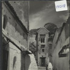 Postales: CHAUEN -CALLE TIPICA - FOTO GARCIA CORTES - (19018). Lote 41343144