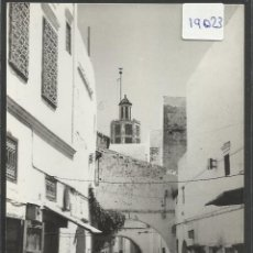 Postales: TETUAN - CALLE SIDI ALI BEN RAIZUINI - FOTO GARCIA CORTES - (19023). Lote 41343231