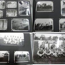 Postales: ANTIGUO ALBUM DE GUINEA ECUATORIAL - CONTIENE 225 FOTOGRAFIAS DE LA VIDA DE UNOS ESPAÑOLES EN DICHO . Lote 41519163