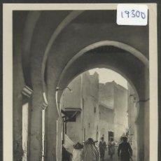 Postales: TETUAN - 40 - CALLE DIDI EL HACH ALI EL YUST- FOTO ROISIN - (19300). Lote 41559561