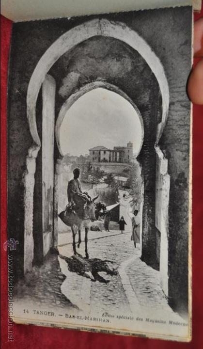 Postales: ALBUM DE POSTALES DE TANGER. MARRUECOS. DIFERENTES VISTAS. 24 TARJETAS - Foto 19 - 42886900
