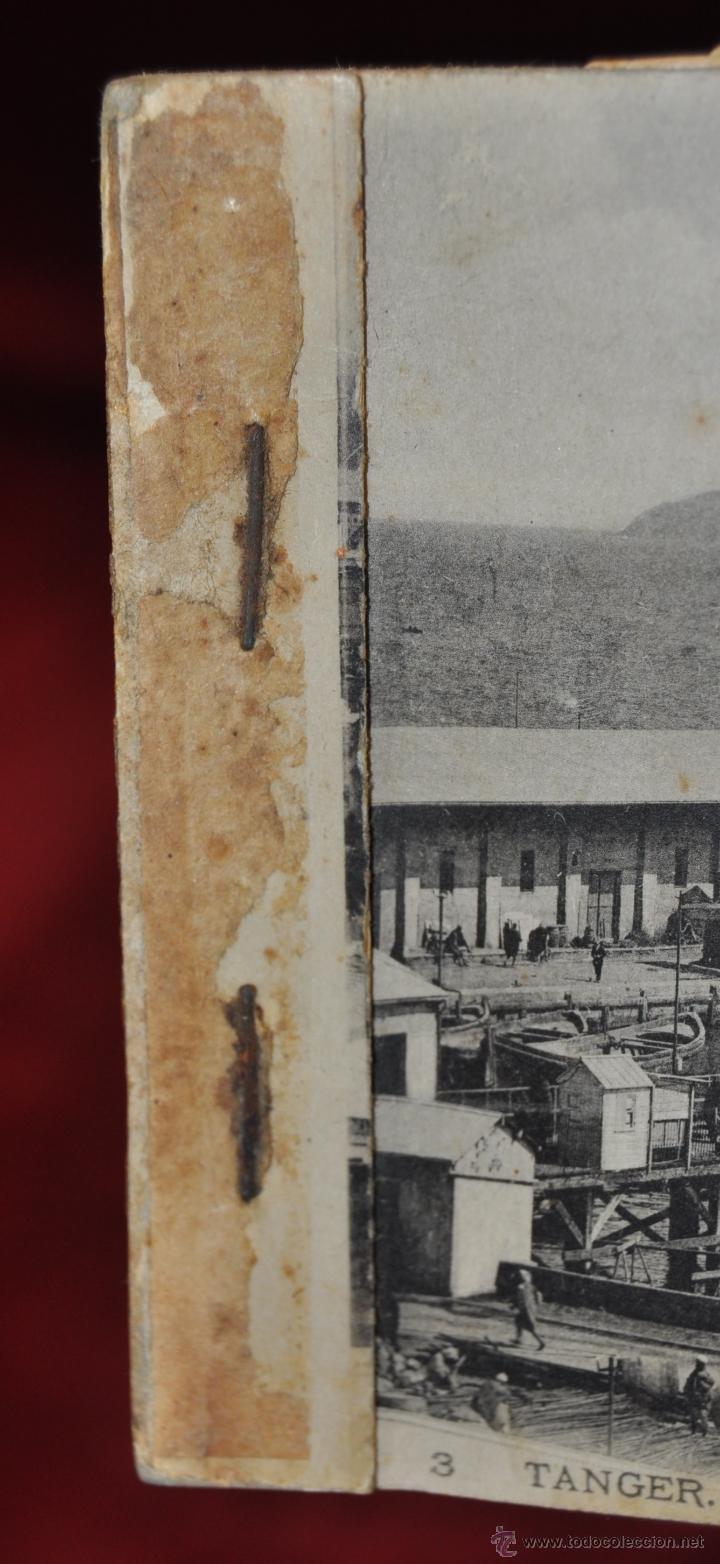 Postales: ALBUM DE POSTALES DE TANGER. MARRUECOS. DIFERENTES VISTAS. 24 TARJETAS - Foto 25 - 42886900