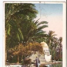 Postales: POSTAL - LA TUMBA DE UN SANTO - EGIPTO. Lote 42955009