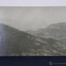 Postales: POSTAL FOTOGRÁFICA SIN CIRCULAR PAISAJE SELLO REVERSO BEENGOLA PLAZA DE ESPAÑA TETUAN . Lote 43008603