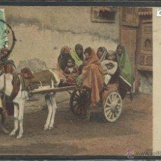 Postales: EL CAIRO - CHARETTE EGIPCIO - VER REVERSO - (21605). Lote 43060194
