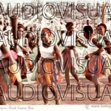 Postales: POSTAL BAILARINES TRADICIONALES - NIGERIA - SIN CIRCULAR Y SIN ESCRIBIR. Lote 43486660