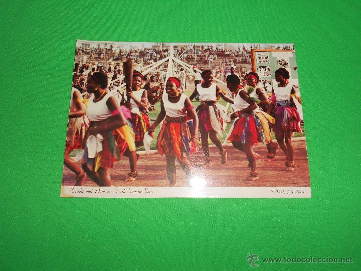 Postales: POSTAL BAILARINES TRADICIONALES - NIGERIA - SIN CIRCULAR Y SIN ESCRIBIR - Foto 2 - 43486660