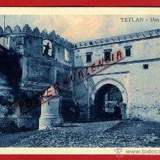Postales: POSTAL TETUAN, MARRUECOS, UNA PUERTA, P95467. Lote 44055962