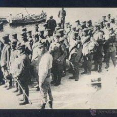 Postales: MARRUECOS. CASABLANCA *1914-1915... AU MAROC. PRISONNIERS ALLEMANDS SUR LES QUAIS...* NUEVA.. Lote 44726038