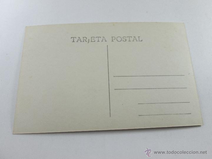 Postales: Aª POSTAL-TETUÁN-FOTOGRAFÍA-MARRUECOS-B/N-BARRIO MORO-PERFECTA-NUEVA-. - Foto 3 - 45108203
