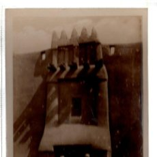 Postales: TARJETA POSTAL ETNICA COSTUMBRISTA DE LERAT. A.O.F. SOUDAN. DJENNE, CASE DE CHEF. Nº16.. Lote 45791925