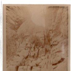 Postales: TARJETA POSTAL ETNICA COSTUMBRISTA DE LERAT. A.O.F. SOUDAN. FALAISES DE SANGHA. Nº 112.. Lote 45792750