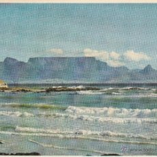 Postales: Nº 14793 POSTAL TABLE MOUNTAIN SOUTH AFRICA. Lote 45953347