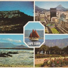 Postales: Nº 14755 POSTAL CAPE TOWN KAAPSTAD SUDAFRICA. Lote 45956228