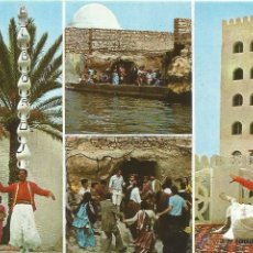 Postales: ** P170 - POSTAL - TUNISIE - FOLKLORE IN MONASTIR - SIN CIRCULAR. Lote 46354848