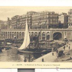 Postales: LOTE DE POSTALES ANTIGUAS DE ALGERIA. Lote 46377292