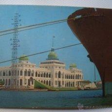Postales: POSTAL PORT-SAID ADMINISTRATION BUILING CANAL DE SUEZ (EGIPTO). NO USADA.. Lote 46709099