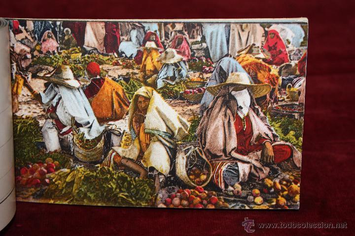 Postales: CARNET POSTAL DE TANGER (MARRUECOS). 2ª SERIE. VARIAS VISTAS. ED. LEBRUN FRÈRES. 10 POSTALES - Foto 9 - 48329651