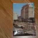 Postales: POSTAL PLAZA MOHAMMED V CASABLANCA AÑOS 60. Lote 48740372