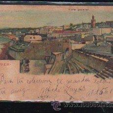Postales: TARJETA POSTAL DE TANGER, MARRUECOS - VISTA GENERAL. PABLO DUMMATZEN. 1675.. Lote 48972306