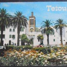 Postales: (33768)POSTAL SIN CIRCULAR,PL/ HASSAN II,TETUAN (SAHARA),MARRUECOS,MARRUECOS,CONSERVACION,VER FOTOS. Lote 50219082