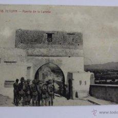 Postales: P- 2171. POSTAL DE TETUAN. PUERTA DE LA LUNETA. ED. ARRIBAS Nº 18.. Lote 50489018