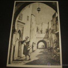 Postales: MARRUECOS 1937 CORREO MARROQUI TARJETA. Lote 50494267