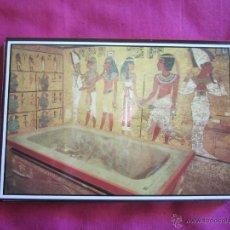 Postales: LIBRETO DE 18 POSTALES - EGIPTO VALLE DE LOS REYES. Lote 50807838