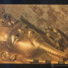 Postales: THEBES *TOMB OF TUT ANKH AMUN...* SIN DATOS EDITOR. NUEVA.. Lote 105089370
