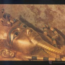 Postales: THEBES *TOMB OF TUT ANKH AMUN...* SIN DATOS EDITOR. CIRCULADA.. Lote 51030082