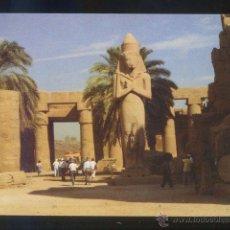 Postales: EGIPTO. KARNAK. *AMON. RA TEMPLE...* ED. KING MINA CO. NUEVA.. Lote 294441808