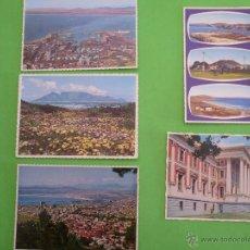 Postales: LOTE DE POSTALES DE SOUTH AFRICA ANTIGUAS. Lote 52813889