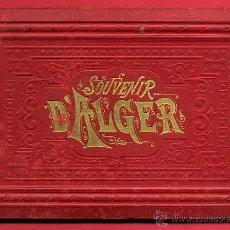 Postales: ANTIGUO SOUVENIR DE ARGELIA, DESPLEGABLE, VER FOTOS ADICIONALES , ORIGINAL. Lote 53338028