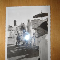 Postales: ANTIGUA POSTAL MARRUECOS - RABAT - SULTAN . Lote 53594449