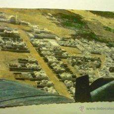 Postales: POSTAL COLOREADA EL AAIUN-SAHARA ESPAÑOL VISTA AEREA- ESCRITA BB. Lote 54060946