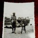 Postales: FOTOGRAFIA DE SIDI IFNI, SAHARA, 1950, MIDE 11,2 X 8,4 CMS.. Lote 54801744