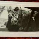 Postales: FOTOGRAFIA DE SIDI IFNI, SAHARA, 1950, MIDE 11,2 X 8,4 CMS.. Lote 54801892