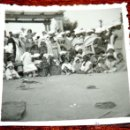 Postales: FOTOGRAFIA DE SIDI IFNI, SAHARA, 1950, MIDE 5,8 X 5,8 CMS.. Lote 54802011