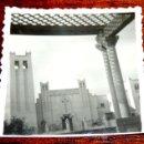 Postales: FOTOGRAFIA DE SIDI IFNI, SAHARA, 1950, MIDE 5,8 X 5,8 CMS.. Lote 54802025