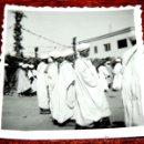 Postales: FOTOGRAFIA DE SIDI IFNI, SAHARA, 1950, MIDE 5,8 X 5,8 CMS.. Lote 54802135