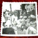 Postales: FOTOGRAFIA DE SIDI IFNI, SAHARA, 1950, MIDE 5,8 X 5,8 CMS.. Lote 54802194