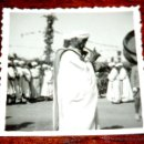 Postales: FOTOGRAFIA DE SIDI IFNI, SAHARA, 1950, MIDE 5,8 X 5,8 CMS.. Lote 54802213