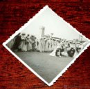 Postales: FOTOGRAFIA DE SIDI IFNI, SAHARA, 1950, MIDE 5,8 X 5,8 CMS.. Lote 54802241
