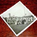 Postales: FOTOGRAFIA DE SIDI IFNI, SAHARA, 1950, MIDE 5,8 X 5,8 CMS.. Lote 54802253