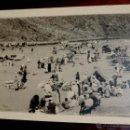 Postales: FOTOGRAFIA GRANDE DE SIDI IFNI, SAHARA, 1950, MIDE 24 X 18 CMS.. Lote 54802786