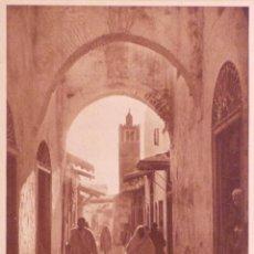 Postales: ANTIGUA POSTAL, ORIGINAL DE MARRUECOS. EDITORES L & L. NO CIRCULADA. Lote 54955640