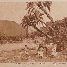 Postales: ANTIGUA POSTAL, ORIGINAL DE MARRUECOS. EDITORES L & L. NO CIRCULADA. Lote 54955792