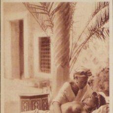 Postales: ANTIGUA POSTAL ERÓTICA, ORIGINAL DE MARRUECOS. EDITORES L & L. NO CIRCULADA. Lote 54955967
