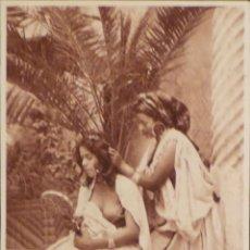 Postales: ANTIGUA POSTAL ERÓTICA, ORIGINAL DE MARRUECOS. EDITORES L & L. NO CIRCULADA. Lote 54955981