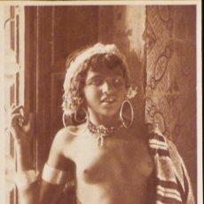 Postales: ANTIGUA POSTAL ERÓTICA, ORIGINAL DE MARRUECOS. EDITORES L & L. NO CIRCULADA. Lote 54956158